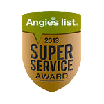 Angie's List page for Excelsior Roofing