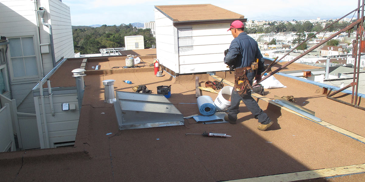 Excelsior Roofing repairs & maintenance